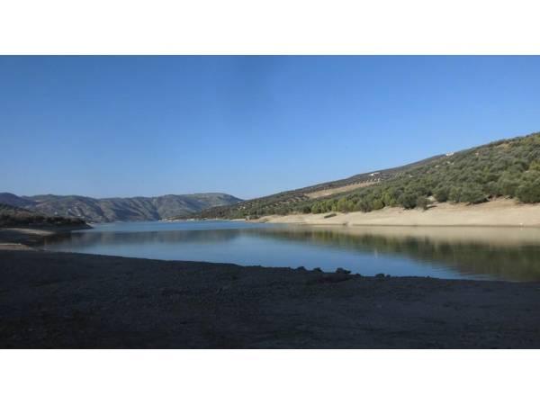 Salinas - Pantano de Iznájar