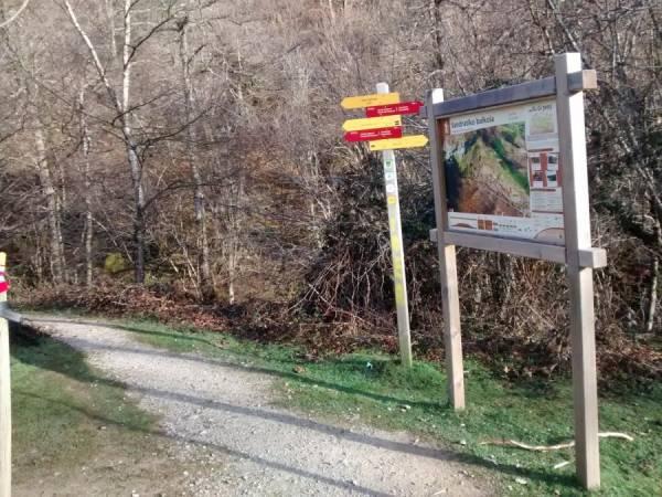 Parque Natural de Aizkorri y Camino de Santiago