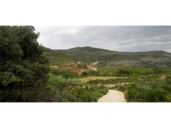 Ruta De Los Molinos Harineros Y Mina