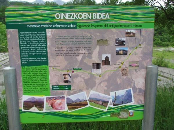 Tren Minero de Arrazola