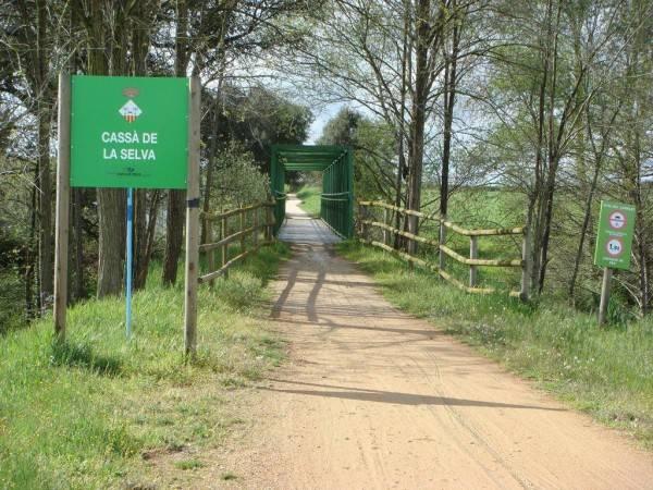Vias Verdes Olot Girona