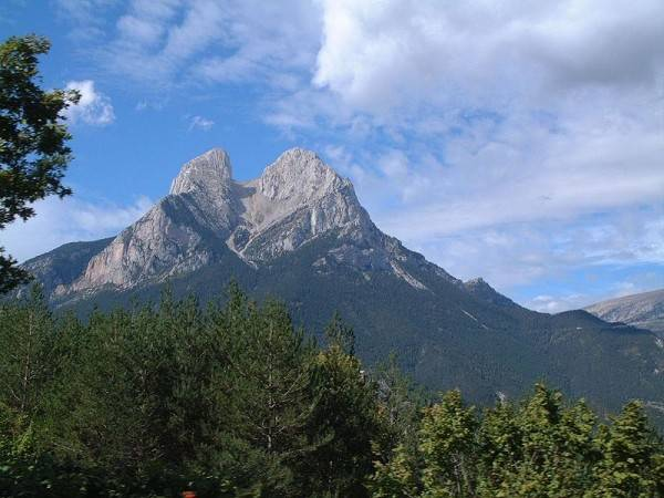Pedraforca (2.506m)