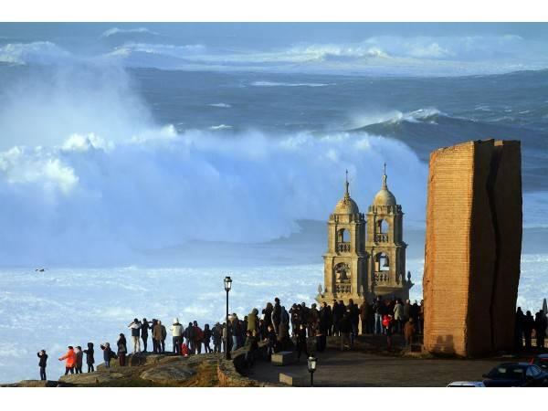 O Camiño dos Faros Etapa 5 de Arou a Camariñas