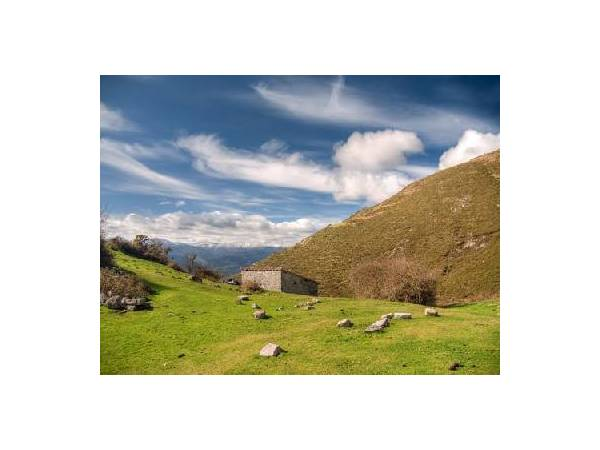 Ruta del Pico Pienzu, Sierra del Sueve