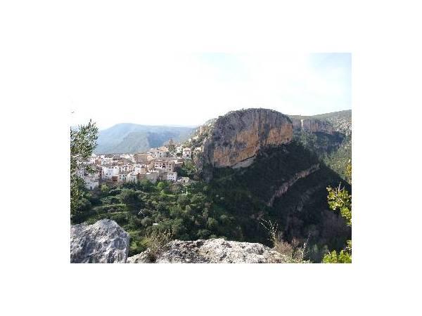 SL 72 - Las Cuevas - La Peñeta