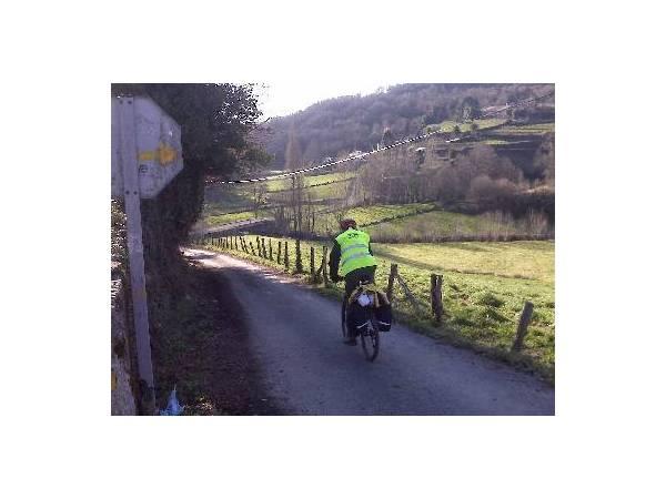 Camino de Santiago (Triacastela-Sarria)