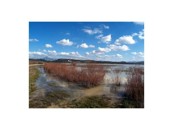 Laguna Salobral - Vía Verde