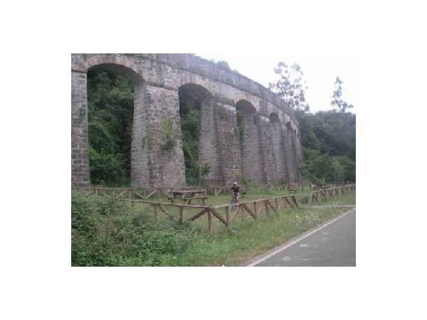 Carril Bici Ontaneda - Astillero