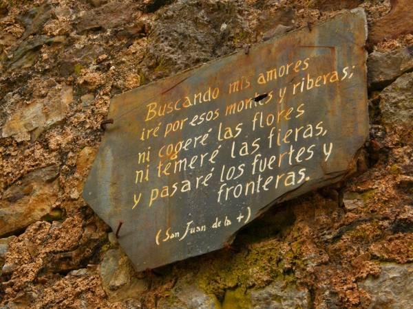 El Chorro en Las Batuecas