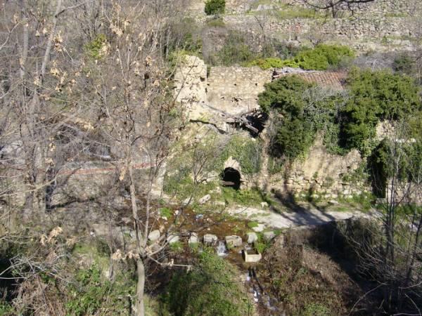 Fuente Regajo - Valle del Jerte